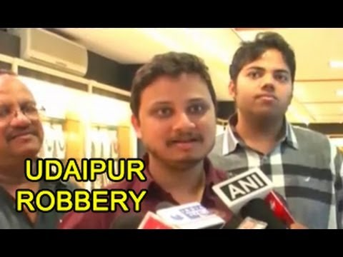 CCTV caught: Five Nepali women robbery in Udaipur Jewellery Shop