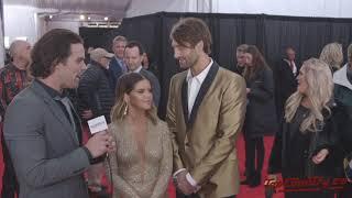Kevin Wendt Interviews Maren Morris And Ryan Hurd