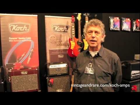 Koch Amps / Frankfurt Show 2011 / Amp Tour / VintageandRareTV