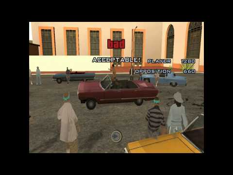 GTA San Andreas Mission#13 - Cesar Vialpando (HD)
