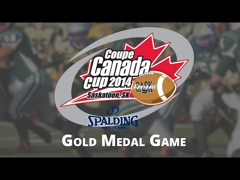 2014 Football Canada Cup - GOLD Medal Game