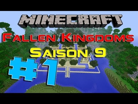 Minecraft Fallen Kingdoms Saison 9 épisode 1