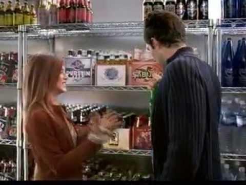 Heineken Commercial with Jennifer Anniston