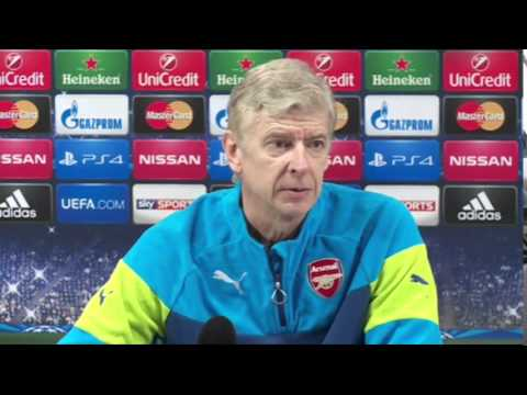 Does this Wenger RESPONSE makes you mental ? Arsenal vs Borussia Dortmund Pre match
