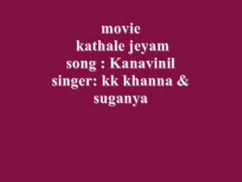 Kanavinil -kathale Jeyam video