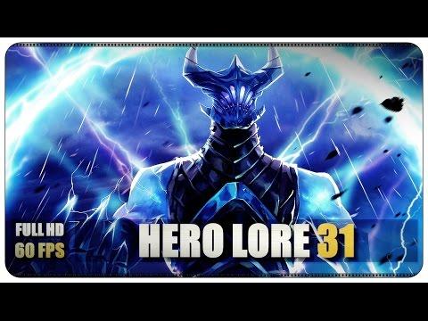Dota 2 Heroes Lore - Razor