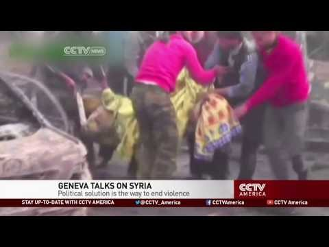 Analysis of Geneva Talks and Syrian Humanitarian Crisis