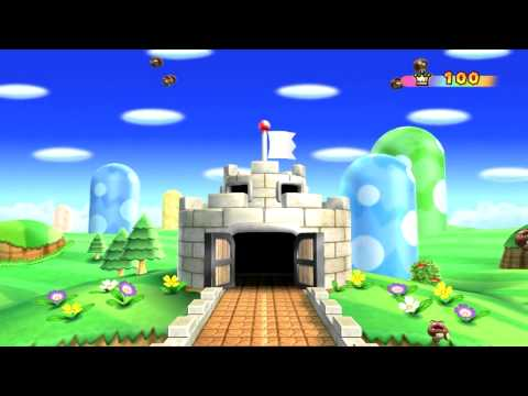 Mario Party 9 (TAS): Goomba Bowling - 200 (Perfect Score)