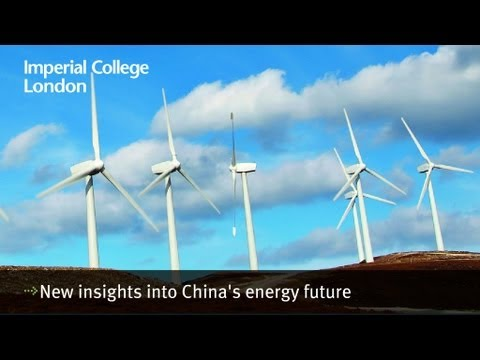 New insights into china's energy future