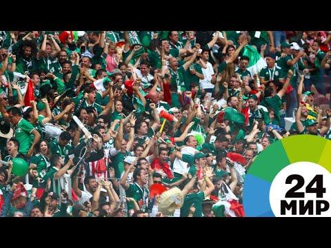 Как болельщики встретили поражение Германии от Мексики на ЧМ - МИР 24