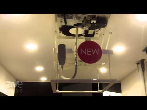 ISE 2015: Smart Metals Introduces Projector Lift in Several Sizes