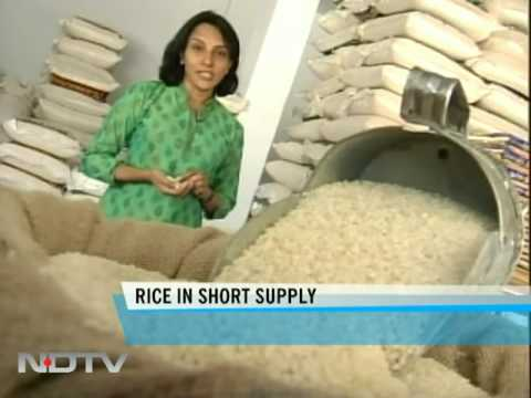 Rice likely to cost you more