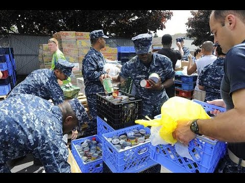 620K Military Families Need Charity To Eat