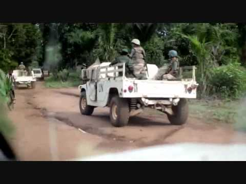 Joseph Kony War Crimes in Uganda