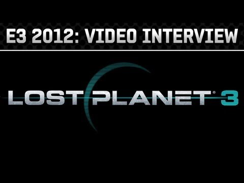 E3: 2012: Lost Planet 3 Gameplay & Interview (HD 720p)