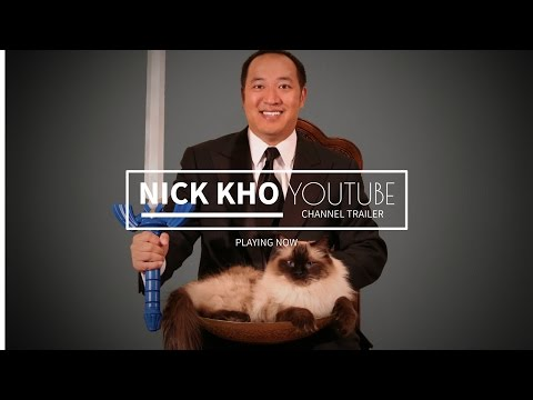 Movie Trailer to the Nick Kho Official Youtube Channel