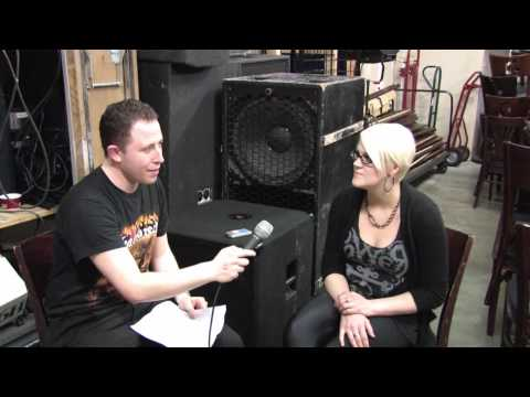 Exclusive NY Hard Rock Examiner Interview with Morgan Lander of Kittie