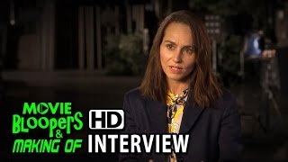 Exodus Gods And Kings (2014) Interview - Tara Fitzgerald (Miriam)