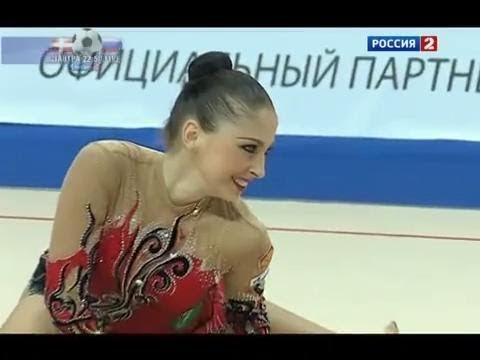 "Дарья Кондакова - ""Художественная гимнастика. Гран-при"""