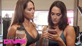 """Nikki Bella gets offered """"Dancing with the Stars"""": Total Divas Preview Clip, April 26, 2017"""