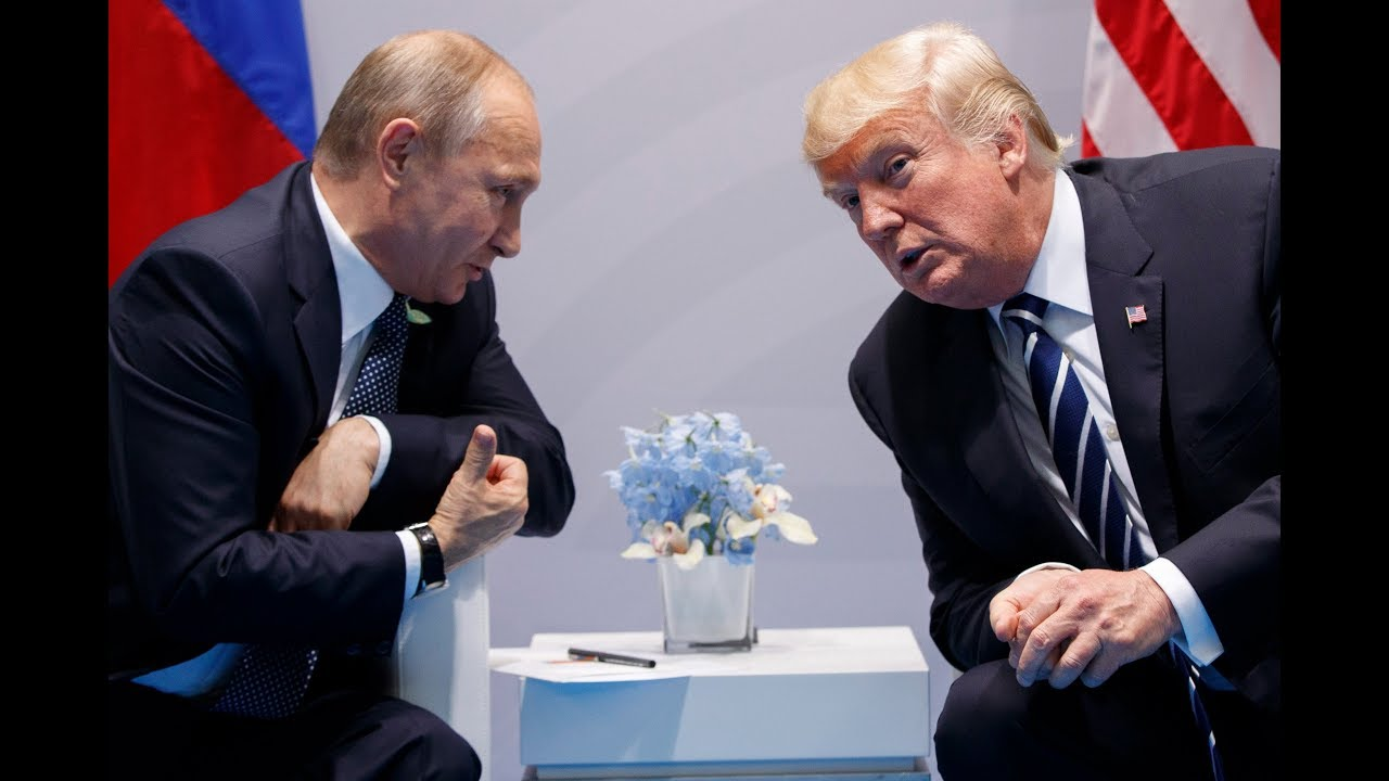 Trump has 'low' expectations for Putin summit