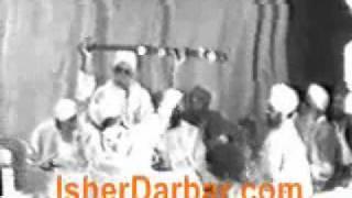 Sant Baba Isher Singh Ji Diwan Part 1