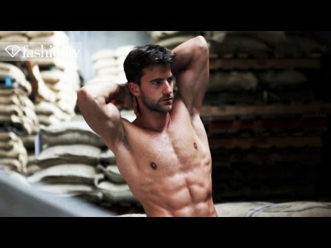 Cosmopolitan 2012 Calendar Photoshoot By Frank P. Wartenberg | Fashiontv - Ftv F Men video