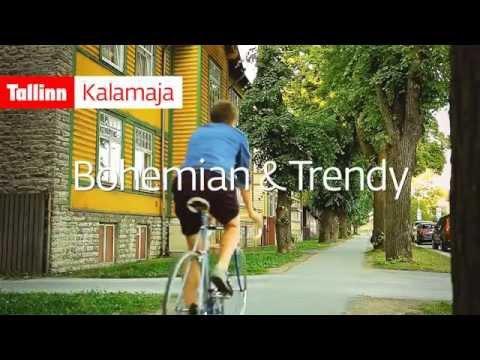 Travel Guide Tallinn, Estonia - Kalamaja - bohemian & trendy