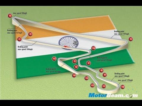 F1 2013 Gocompete Selejtező New Delhi (Dry)