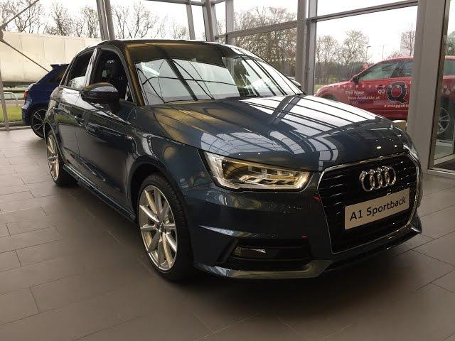 2017 Audi A1 - Exterior and Interior Review