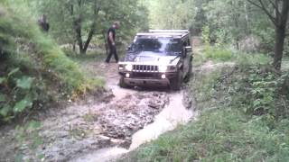 3x Hummer H2 off road in Milovice VI.