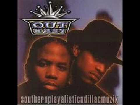 Outkast - Funky Ride