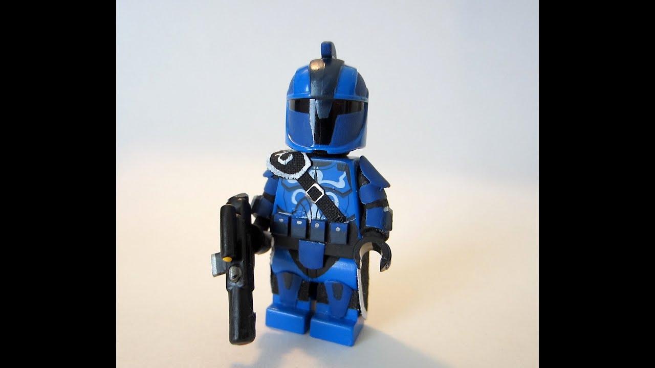 Custom Lego Star Wars Clone Commandos Custom Lego Star Wars Clone