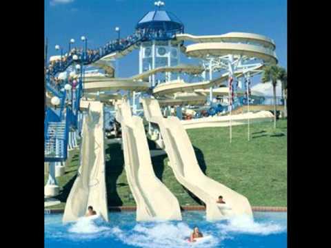 Rocket Water Slide Top 15 Rides/water Slides in