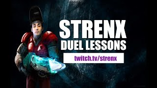 Pro Gamer Strenx is explaining how to duel Quake Champions