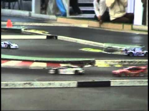 Real Japan GT championship with R/C Car PV