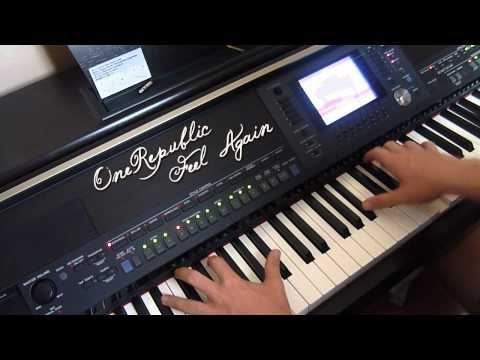 Feel Again × OneRepublic ♫ ♪ Piano Cover ★ Free Sheet...