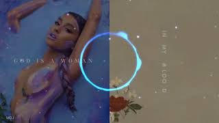 Download Lagu God Is A Woman / In My Blood - Ariana Grande & Shawn Mendes MASHUP Gratis STAFABAND