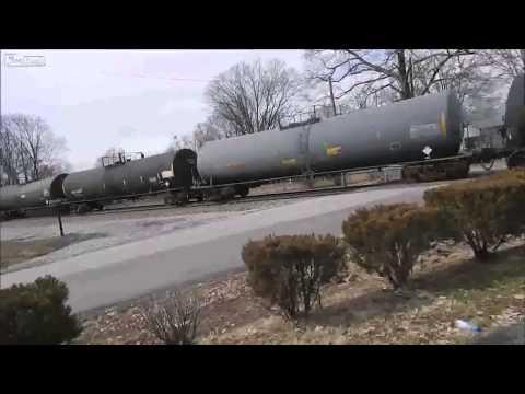 Accidente de tren mata a dos personas