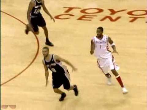Tracy McGrady: 13 points in 33 seconds Video