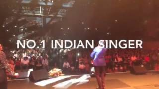 Mika Singh LIVE in Durban 29-11-2014