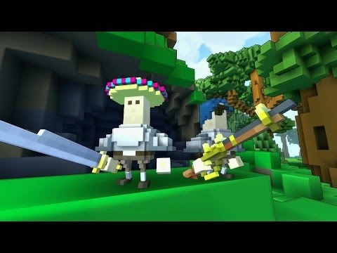 Trove - Announcement Trailer