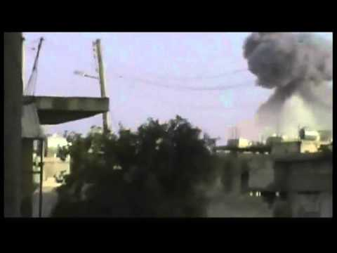 1128WD SYRIA-QUSAIR FIGHTING