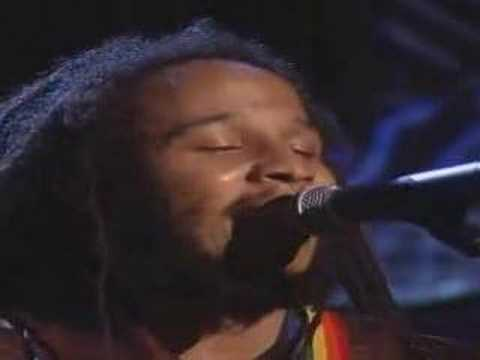 redemption song-lauren hill-ziggy marley-tributo bob marley