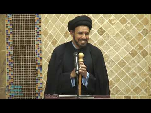"Jumah Khutbah  ""Treatment for Hardness of Heart"" 01/25/2019 - Maulana Syed Hussain Ali Nawab"