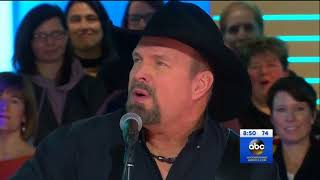 [HD] Garth Brooks - The Dance (Live On GMA 11/20/2017)