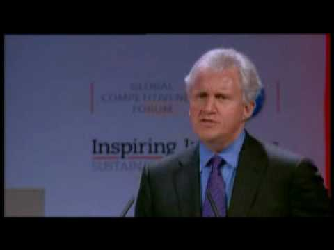 KEYNOTE SPEECH - Jeffrey Immelt, CEO of GE