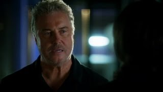 GSR – Grissom and Sara: Immortality. Bye Gil