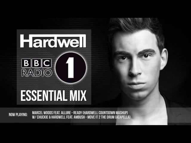 Hardwell - BBC Radio 1 Essential Mix
