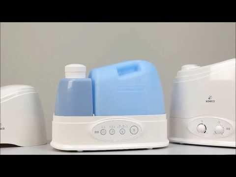 Видео как выбрать ультразвуковой увлажнитель воздуха